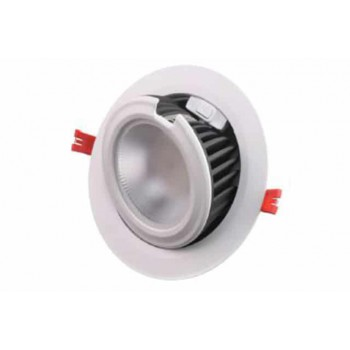 Pack de 10 Downlight 3x1w 6000k ( blanc froid )